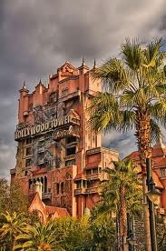 The Hollywood Tower Hotel in Orlando