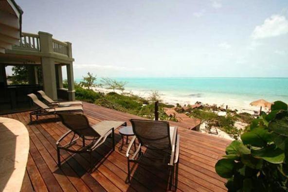 Turks and Caicos Beach View