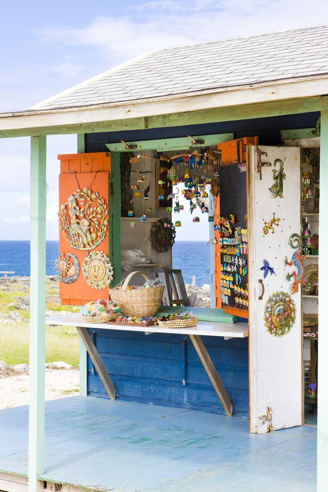 Souvenir shop Barbados