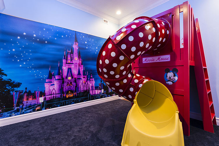 Vacation Rentals With Disney Themed Rooms