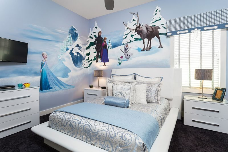 Orlando vacation rentals with incredible themed bedrooms ...