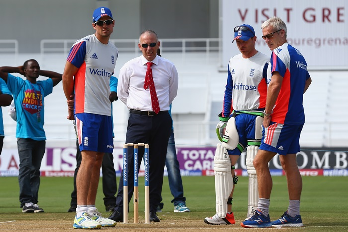 West Indies v England - 2nd Test: Day One