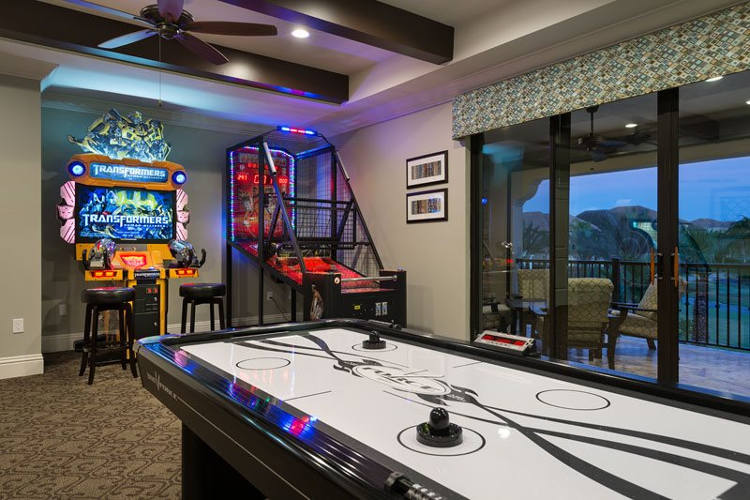 Top games rooms in Orlando