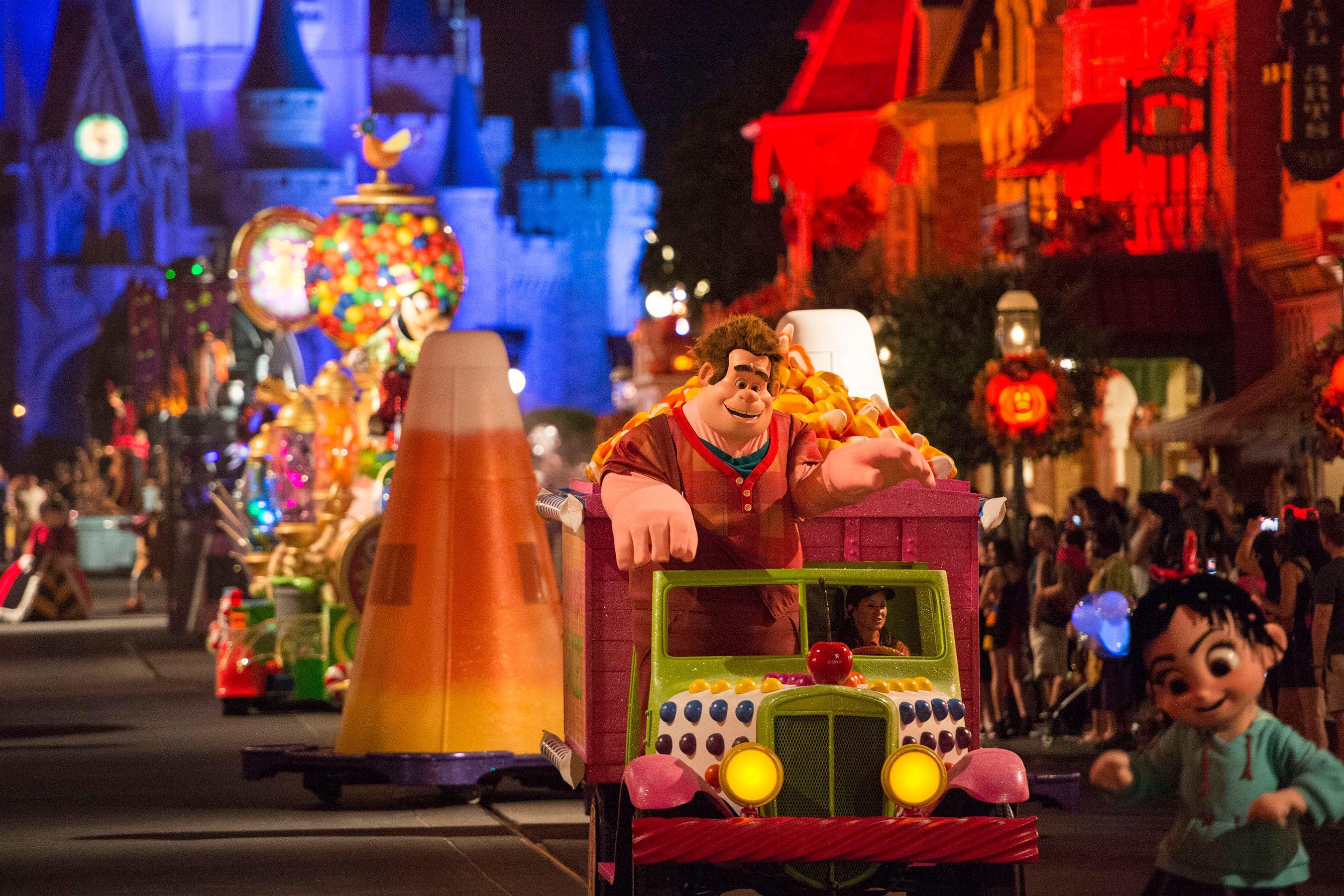 mickey's boo-to you-halloween-parade