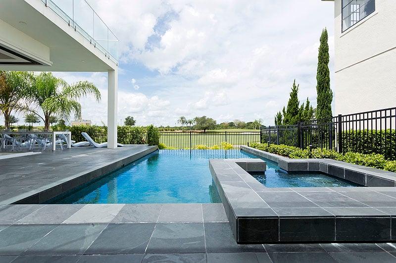 Top modern villas in orlando for New modern homes orlando