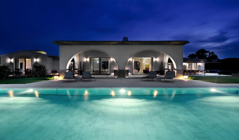 Saint tropez 5's pool