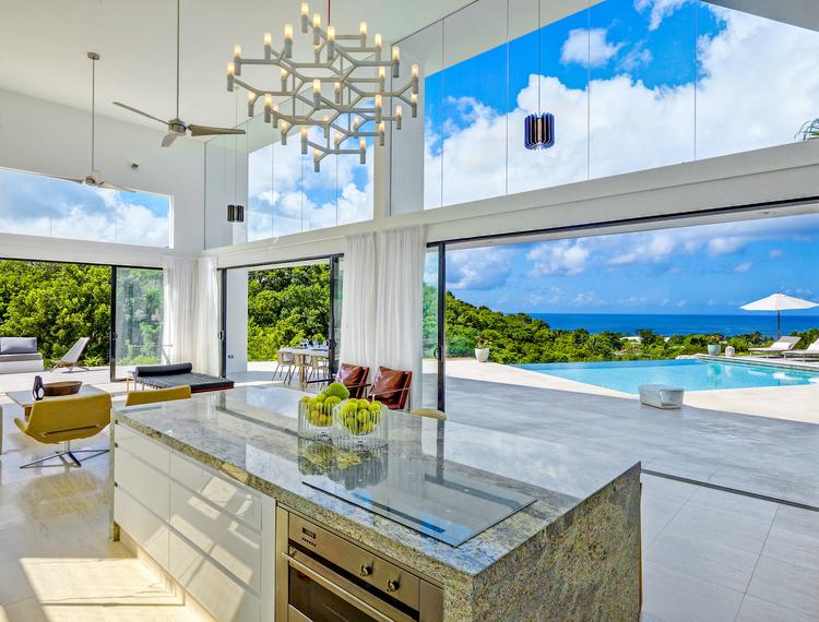 Caribbean vacation homes