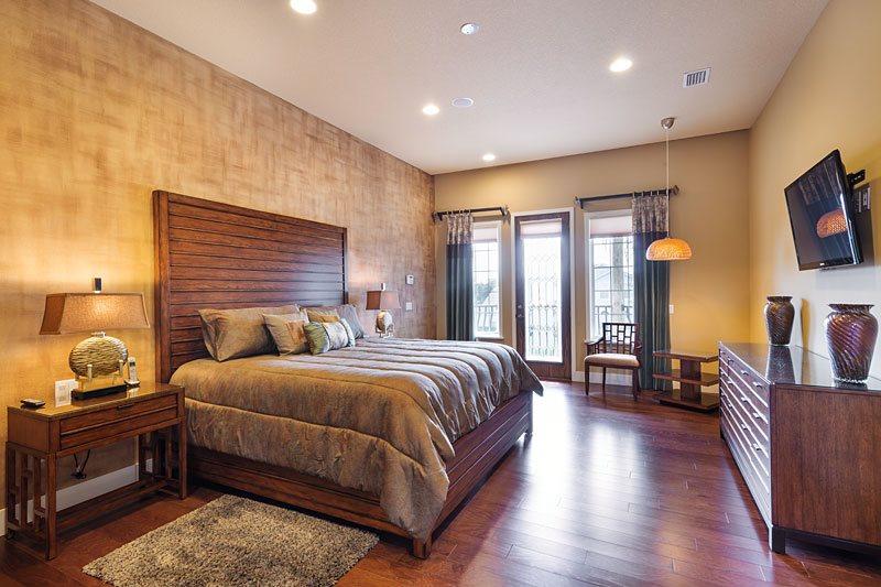 Formosa gardens 45's master bedroom