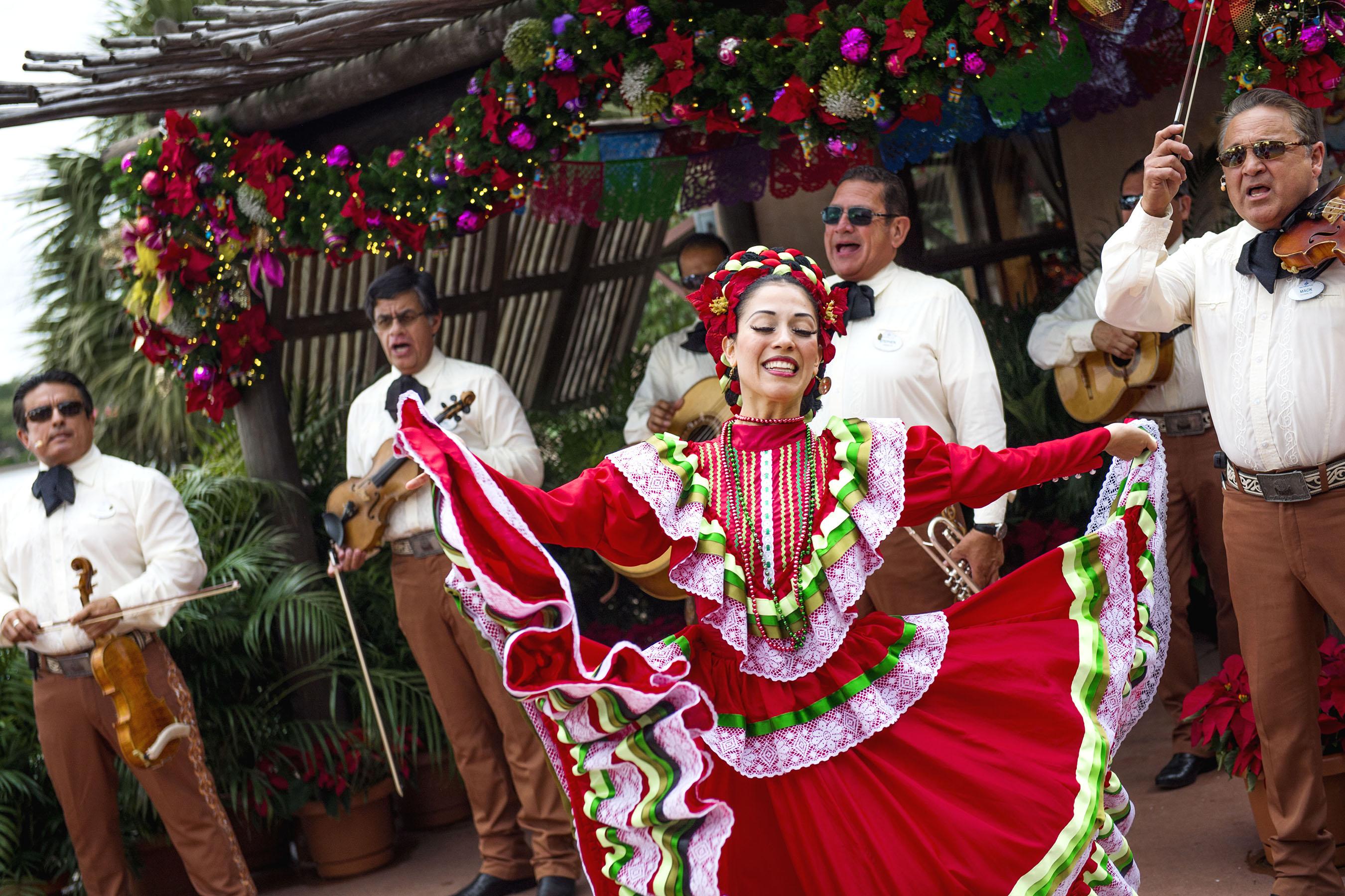 Holidays Around the World Mexico Pavilion