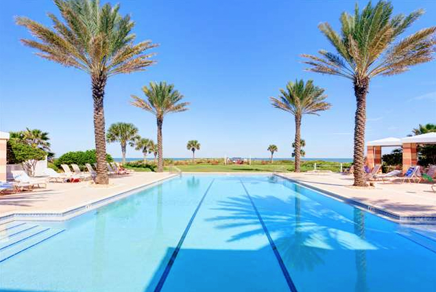 Hammock beach vacation rental