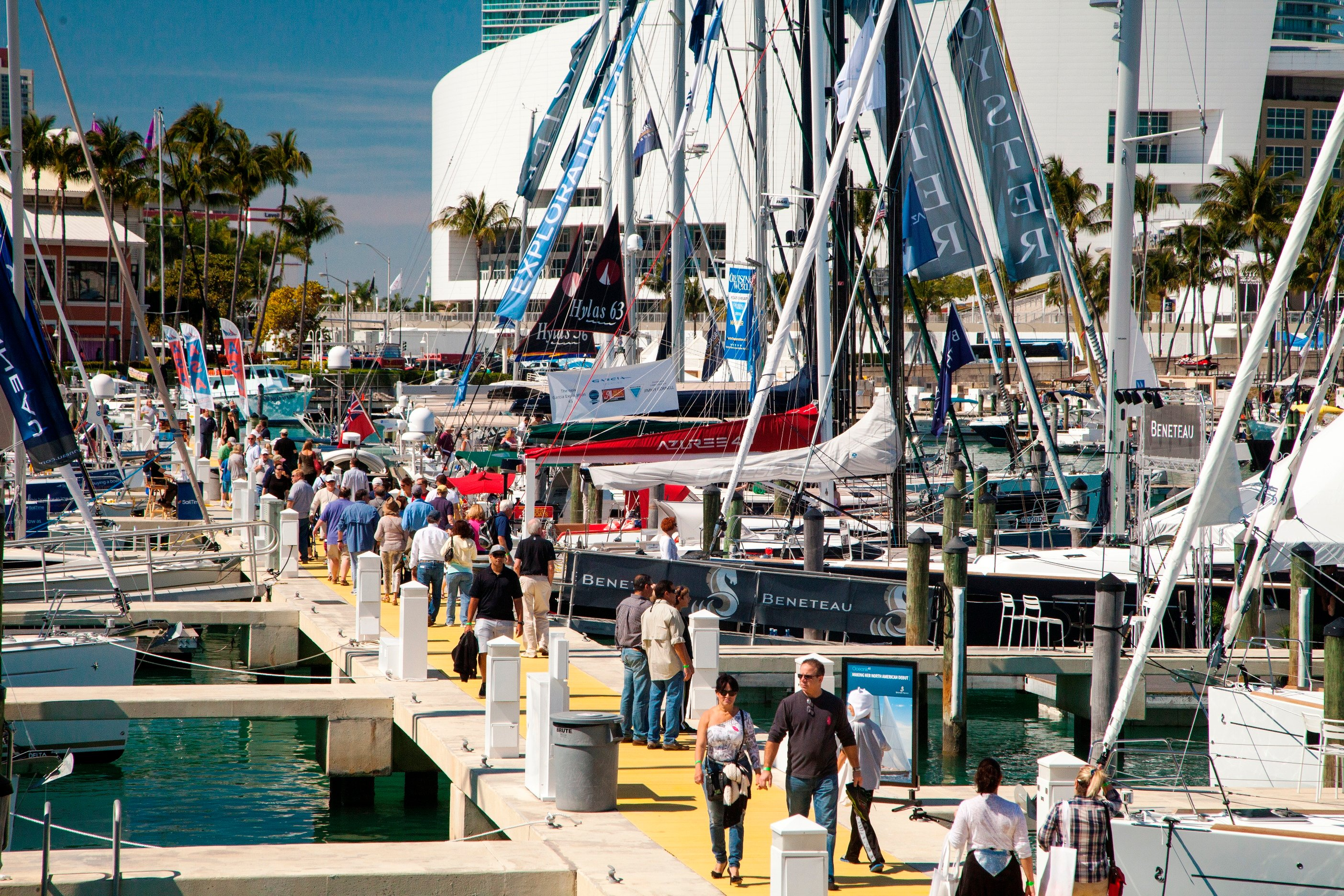 Strictly Sail 2015