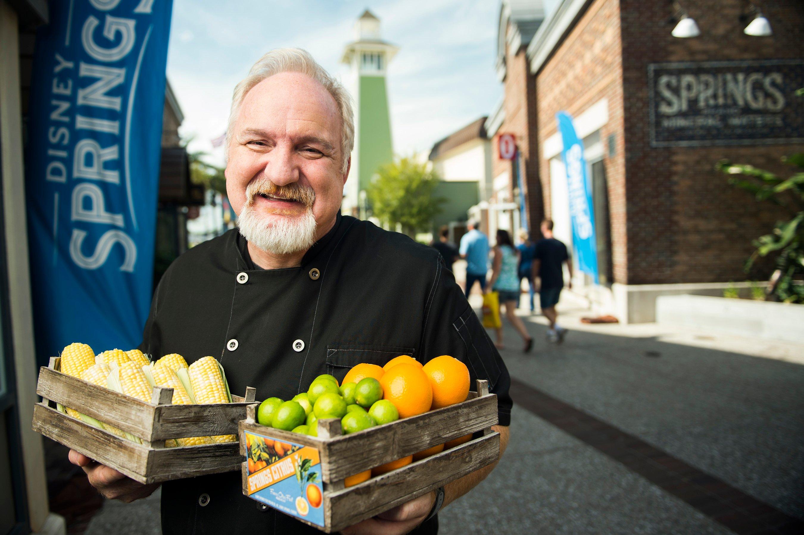 Celebrity Chef Art Smith