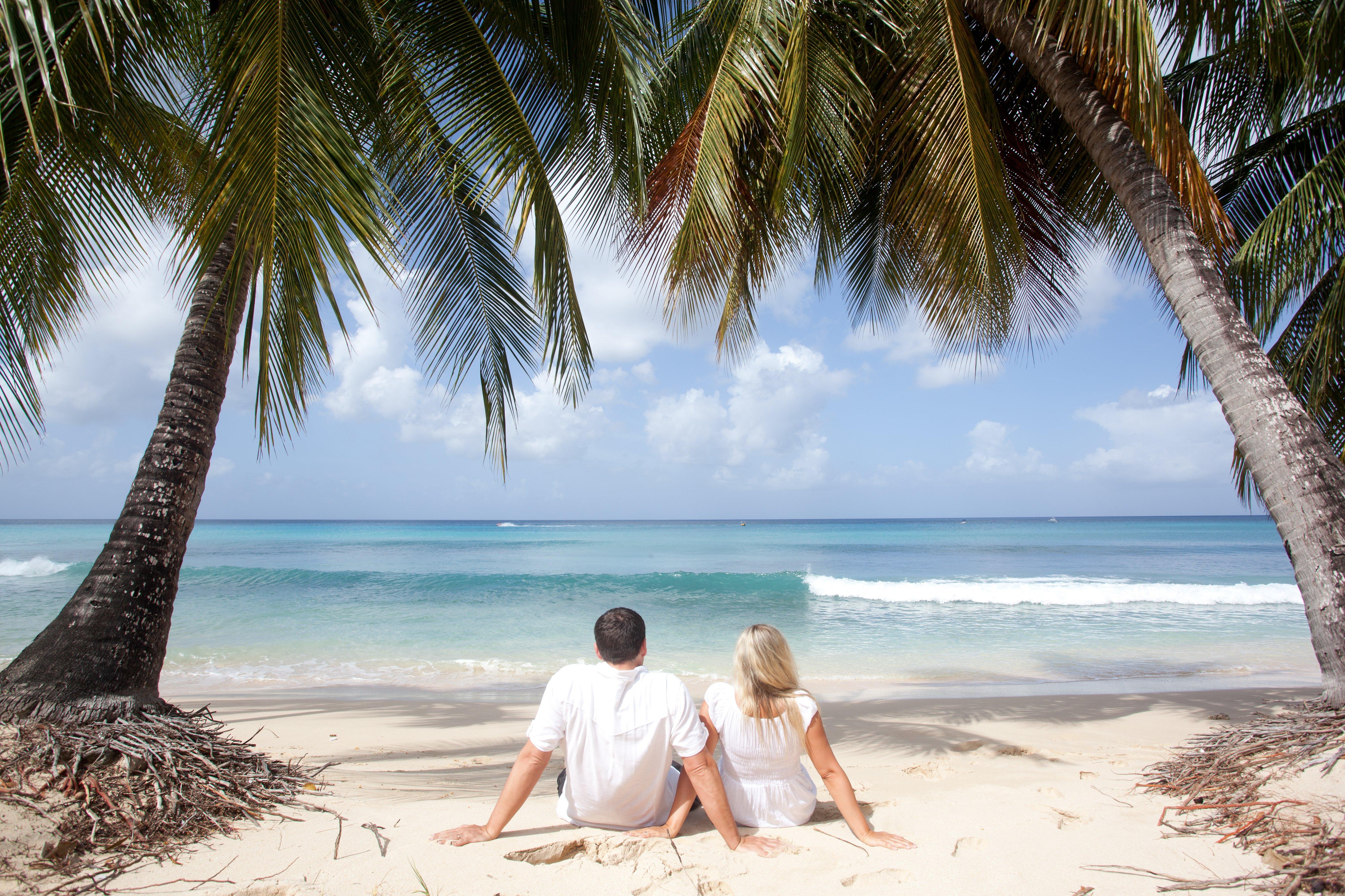 Barbados couple