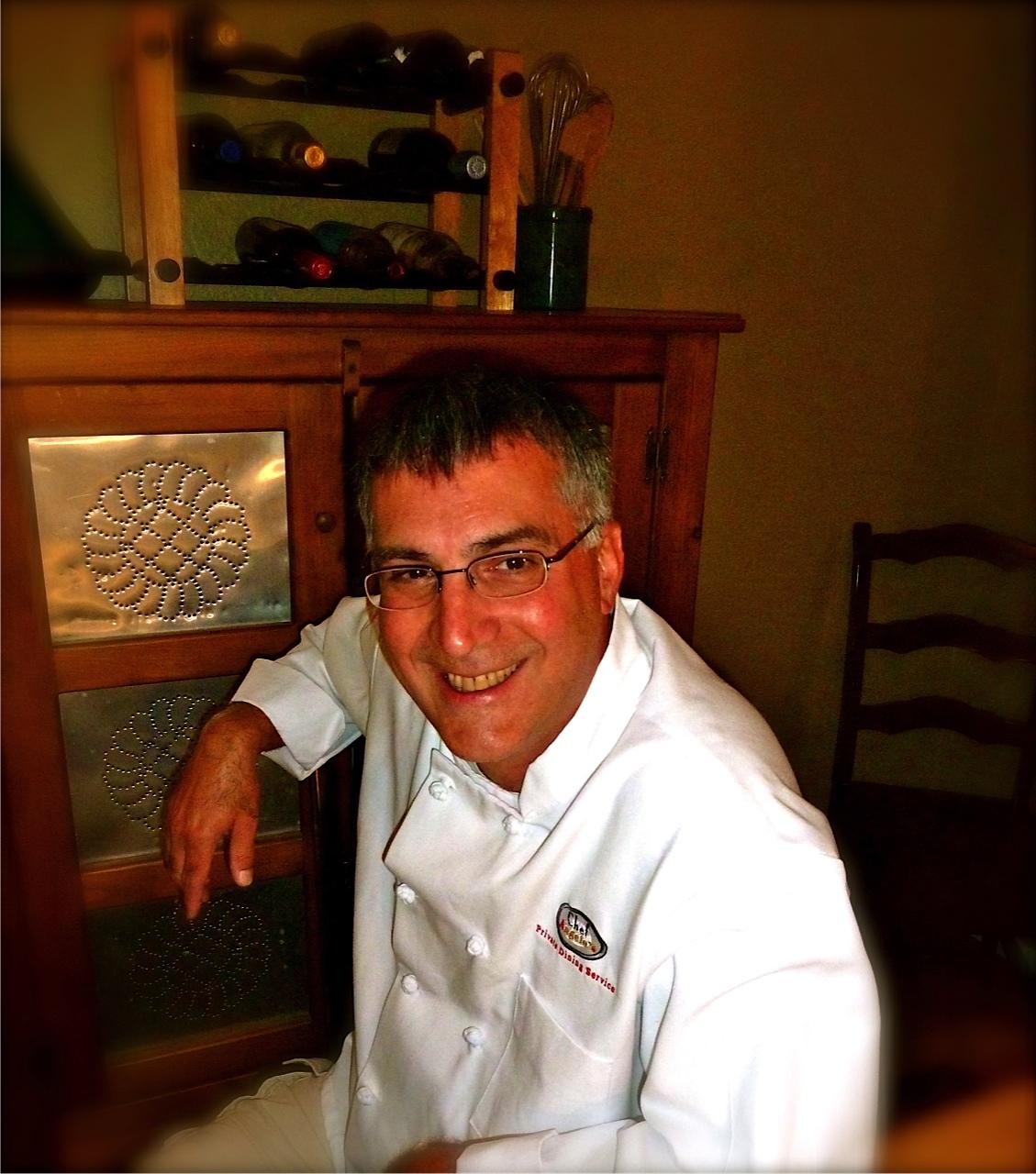 Chef Angelo Bersini