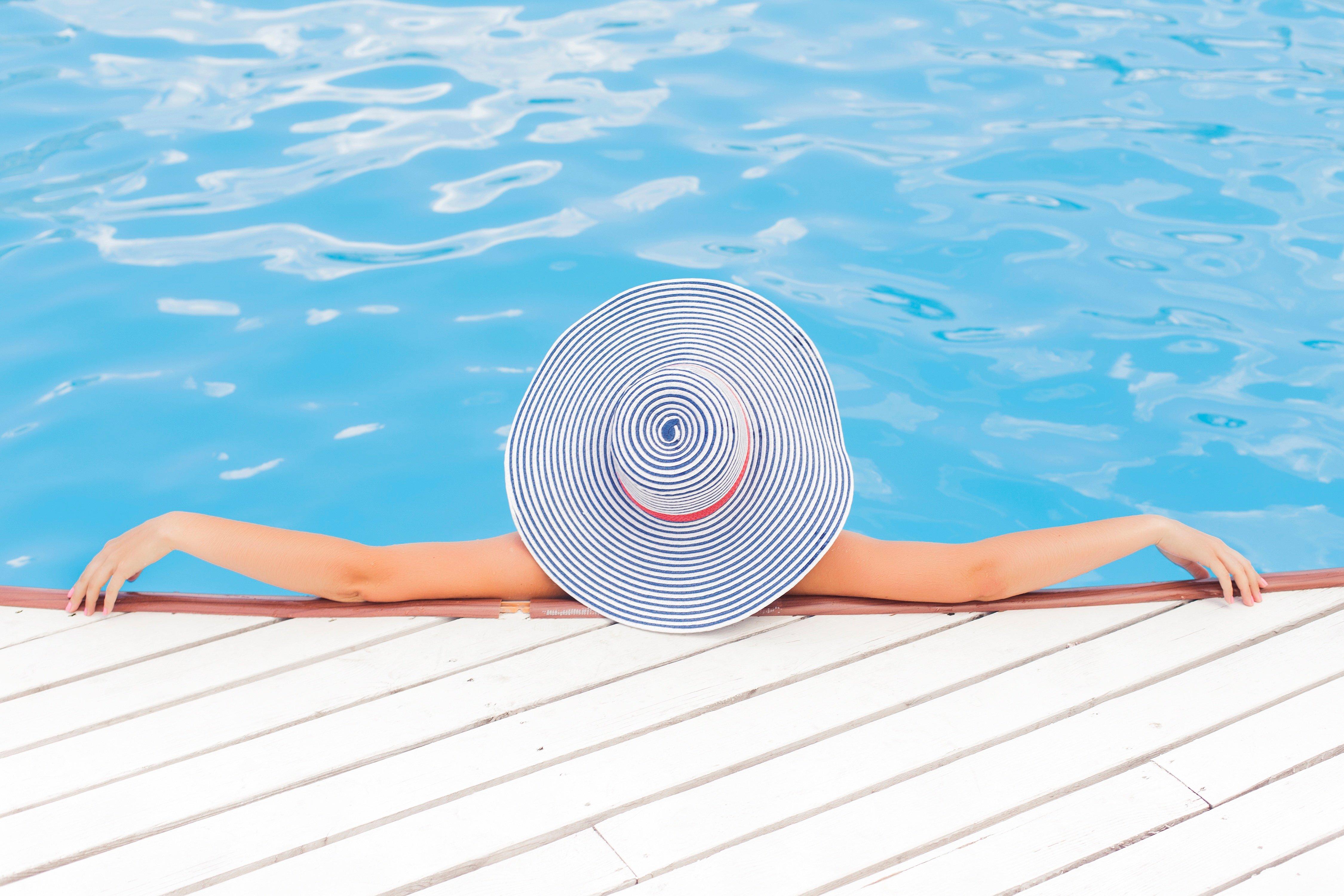 Laze in a Top Villas pool