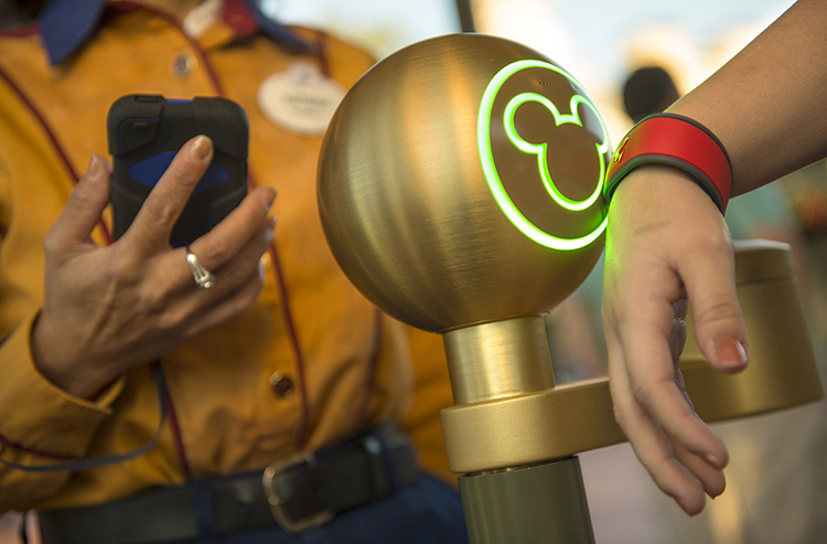 Using the Fastpass+ at Disney World in Orlando