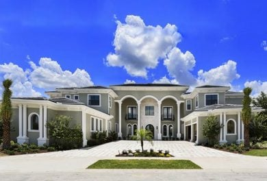 Recently sold Orlando home, Reunion Resort 10000