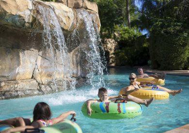 The Reunion Resort water park