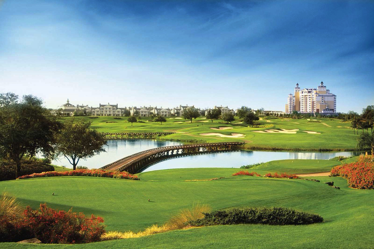 Golf at Reunion Resort