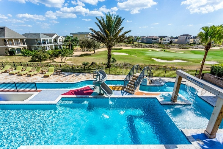 Reunion Resort villas with pools