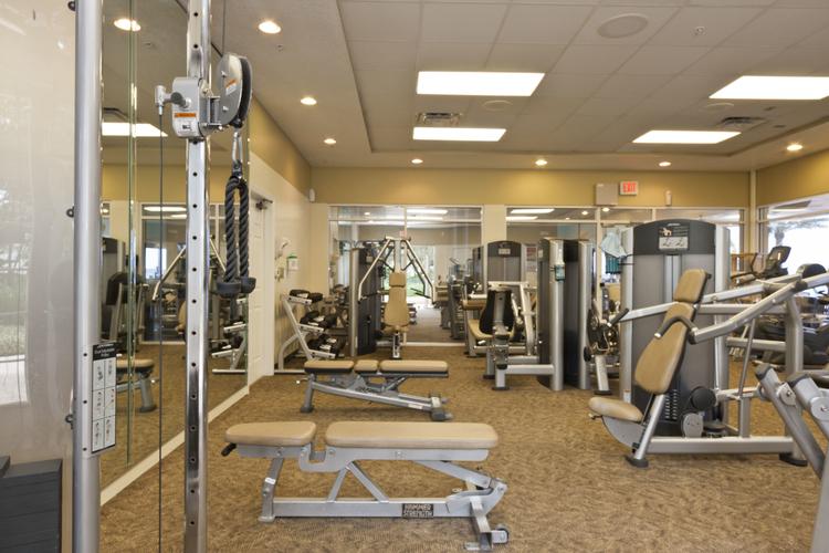 Fitness at Reunion Resort