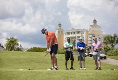 If you're into golf then our Orlando villas promise the ultimate spring break!