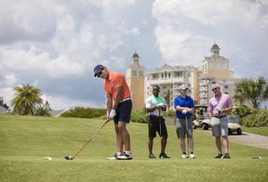 Reunion Resort Golf Club Orlando