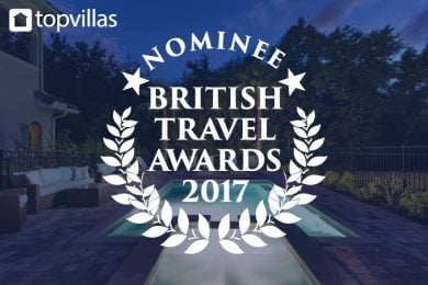 British Travel Awards!