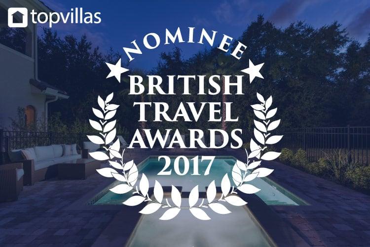 British Travel Awards!