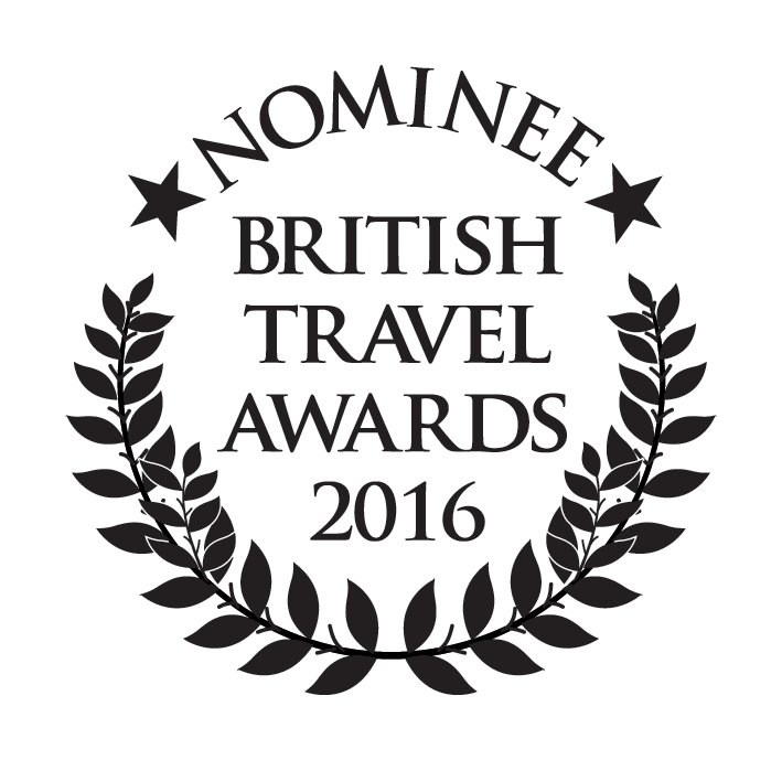 British Travel Awards nominee
