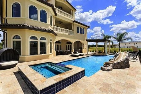 villa near disney world