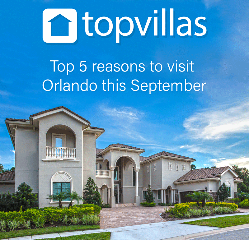 Why visit Orlando this September