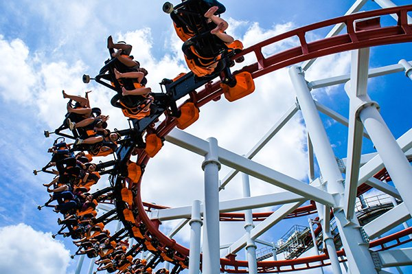 Orlando's best rollercoasters