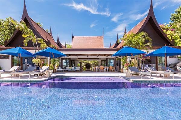Villa rental in Koh Samui, Thailand