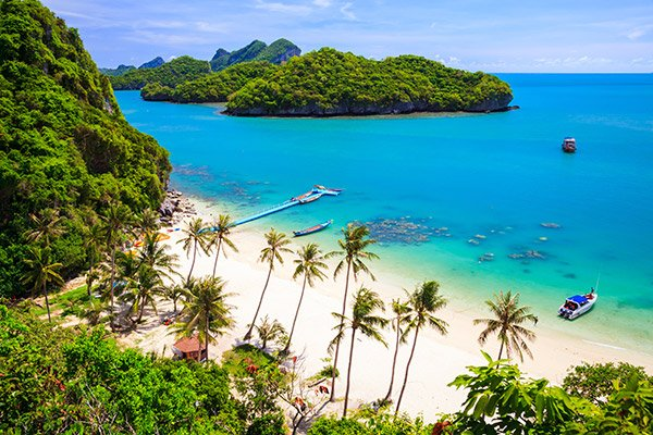 Koh Samui is a sleepy alternative to Phuket