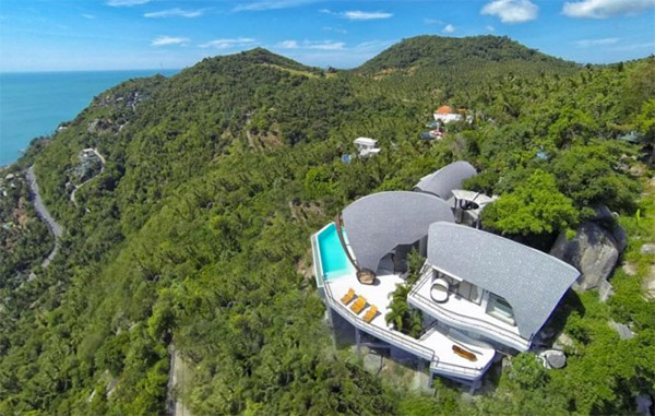 One of Koh Samui's best villas