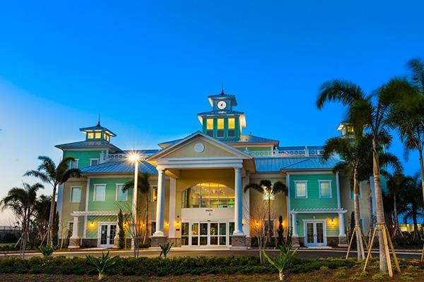 The Encore Club at Reunion Resort