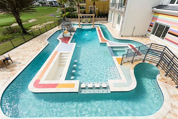 One of the best villas in Orlando