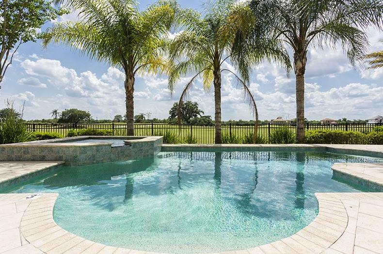 Orlando villa with private pool