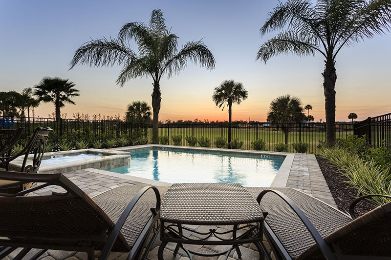 Reunin Resort Orlando vacation home with private pool