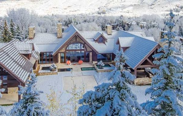 Aspen has some of the best villas in the world