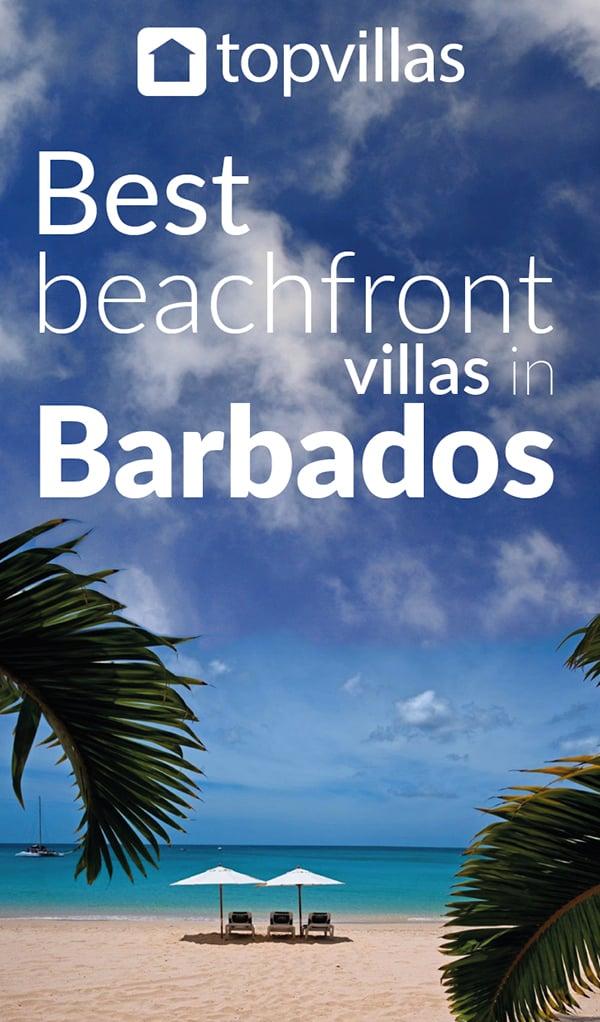 Best beachfront villas in Barbados