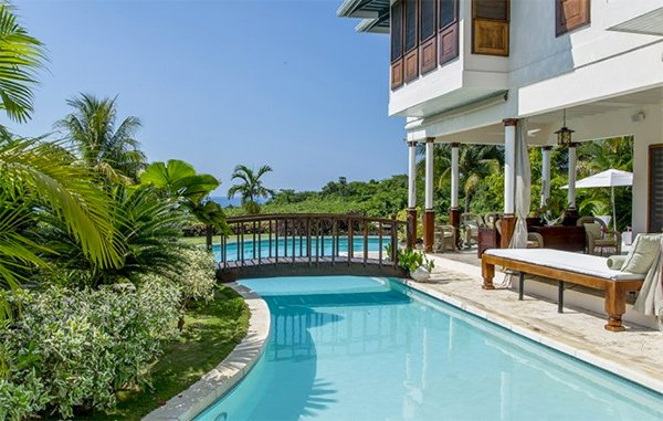 Luxury villa in Montego Bay, Jamaica
