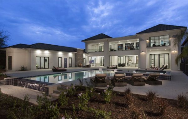 Reunion Resort 4500 is a luxury vacation home in Florida