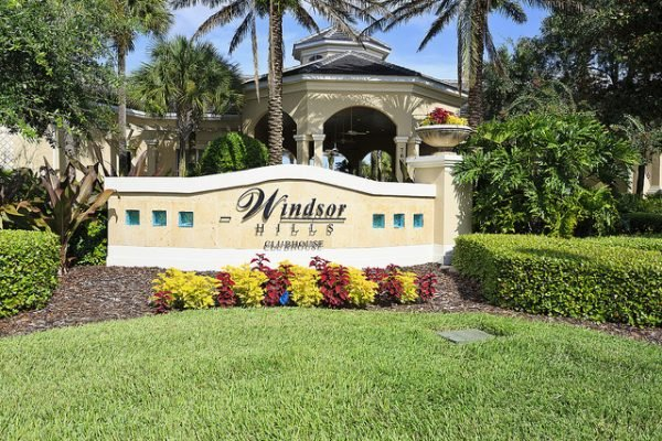 Windsor Hills is a good resort for families visiting Disney in Orlando