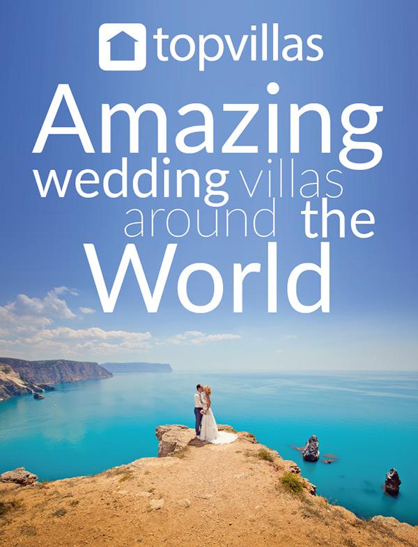 Amazing wedding villas around the world