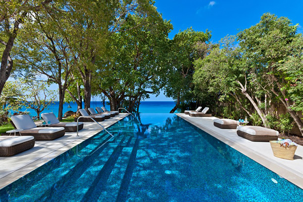 Villas around the world ideal for weddings, conferences or family vacations