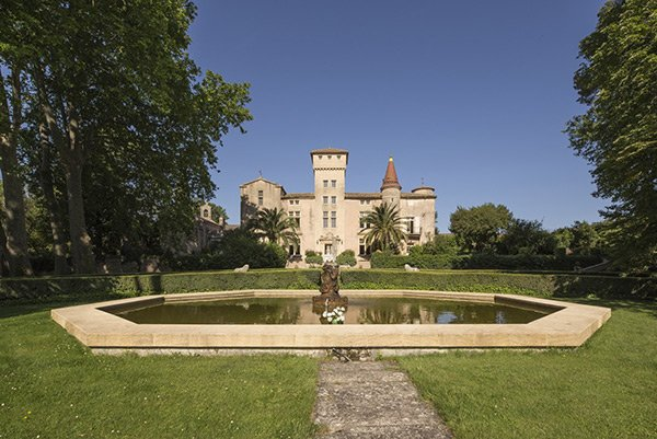 Luxury chateau ideal for weddings, family trips or conferences