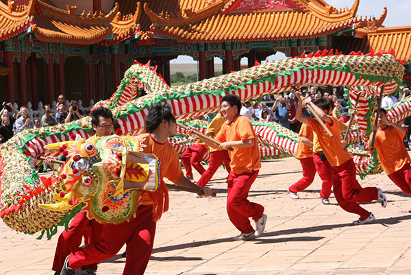 Chinese New Year in Koh Samui