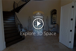 3D tours of villas in Orlando